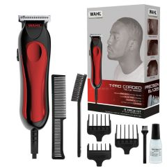 Wahl 9307-5317 T-Pro Corded Hair Clipper Trimmer Detailing Outlining Shaving
