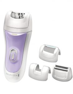 Remington EP7010 Womens Lady Shave Smooth & Silky Corded Epilator