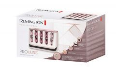 Remington H9100 PROluxe Large Heated Curlers 20 Set Ceramic Hair Rollers