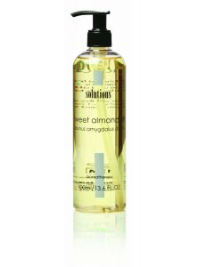 Hive Of Beauty Massage Aromatherapy Sweet Almond Carrier Oil Vitamin Rich 400ml