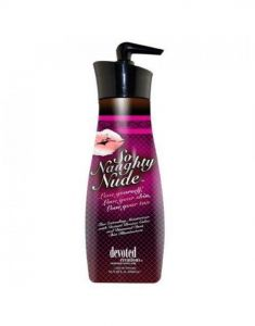 Devoted Creations So Naughty Nude Tan Extender & Bronzer Tanning Lotion - 550ml