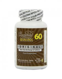 Chocolate Banana Original Slimming Diet Weight Loss Management Tablets - 60 Caps