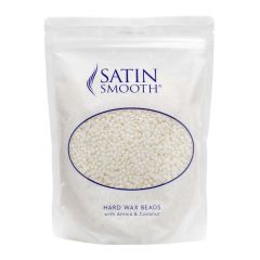 Satin Smooth Arnica & Coconut Traditional Pure White Hard Wax