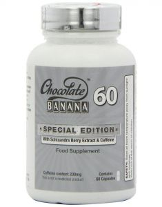 Chocolate Banana Special Slimming Diet Weight Loss Management Tablets - 60 Caps