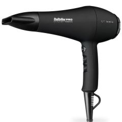 BaByliss Pro GT Ionic Hair Dryer 2000W Compact & Powerful Ceramic Technology