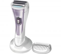 Remington WDF4840 Double Foil Head Cordless Womens Smooth Lady Shaver