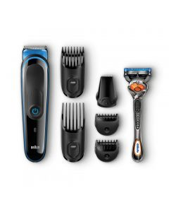 Braun 7-in-1 Washable Multi Use Grooming Kit For Beard Hair And Body