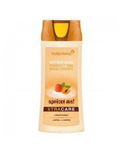 Tannymaxx Apricot Me Xtra Smooth Care After Sun Perfect Tan Moisturizer - 250ml