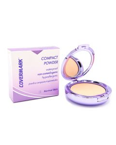 Covermark Compact Powder For Normal Skin Natural Looking Coverage Makeup