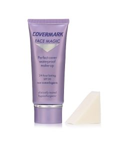 Covermark Face Magic - Natural Looking Coverage 24 Hour Waterproof Make Up 30ml