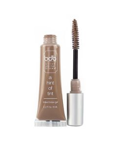 Billion Dollar Brows Hint Of Tint Natural Tinted Eyebrow Coverage Colour Gel