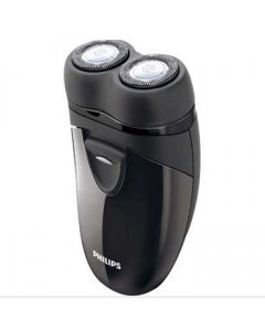 Philips PQ203-17 Lightweight Compact Two Head Electric Cordless Shaver